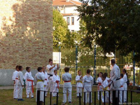 Спортивные кружки в Болгарии для детей