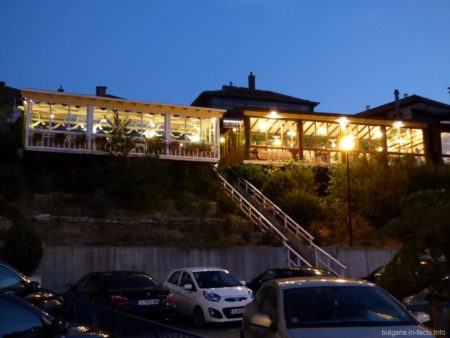 Вечерние рестораны Несебра