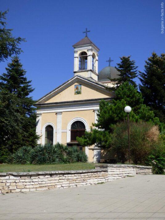 Церковь Святого Николая в Балчике