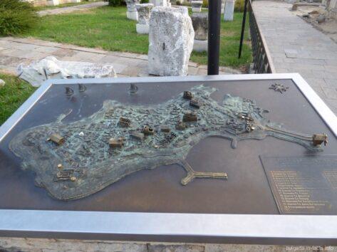 Панорама полуострова Несебр