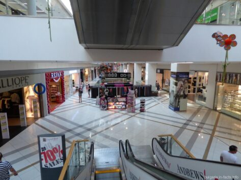 Торговый центр Grand Mаll в Варне