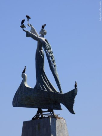 Покровитель рыбаков в Несебре