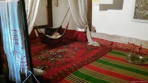 Детская комната в Арбанаси