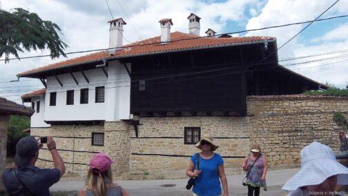 Купеческий дом в Арбанаси