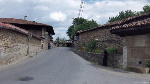 Одна из улиц Арбанаси