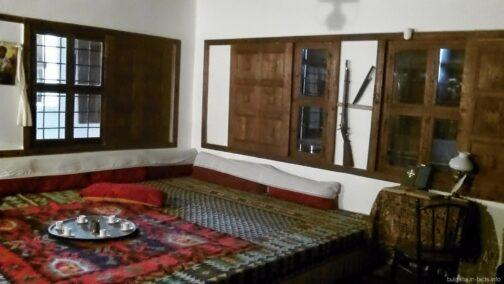 Традиционная болгарская комната для мужчин