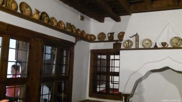 Традиционная болгарская посуда