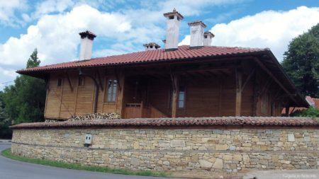 Традиционный дом в Арбанаси